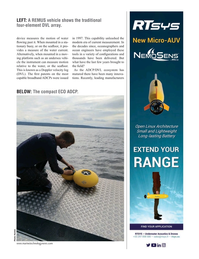 Marine Technology Magazine, page 35,  Nov 2019