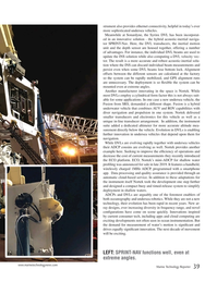 Marine Technology Magazine, page 39,  Nov 2019