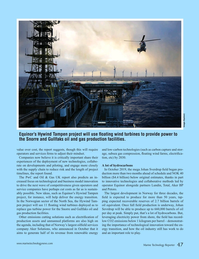 Marine Technology Magazine, page 47,  Nov 2019