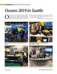 Marine Technology Magazine, page 54,  Nov 2019