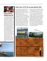 Marine Technology Magazine, page 9,  Jan 2020