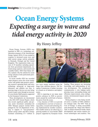 Marine Technology Magazine, page 14,  Jan 2020