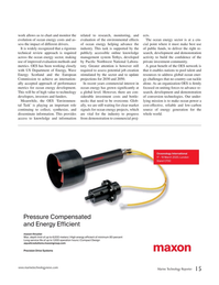 Marine Technology Magazine, page 15,  Jan 2020
