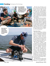Marine Technology Magazine, page 18,  Jan 2020