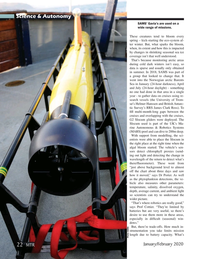 Marine Technology Magazine, page 22,  Jan 2020