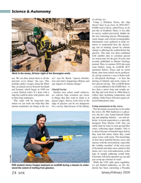 Marine Technology Magazine, page 24,  Jan 2020