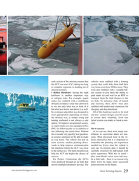 Marine Technology Magazine, page 29,  Jan 2020