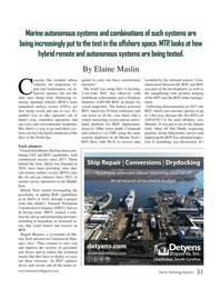 Marine Technology Magazine, page 31,  Jan 2020