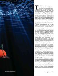 Marine Technology Magazine, page 35,  Jan 2020