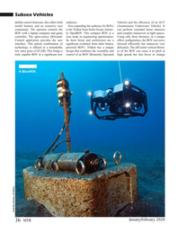 Marine Technology Magazine, page 36,  Jan 2020