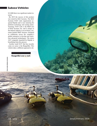 Marine Technology Magazine, page 38,  Jan 2020