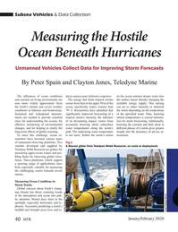 Marine Technology Magazine, page 40,  Jan 2020