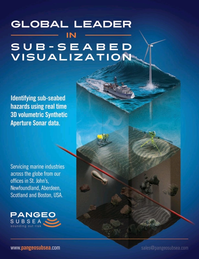 Marine Technology Magazine, page 3,  Jan 2020