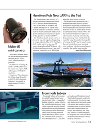 Marine Technology Magazine, page 51,  Jan 2020