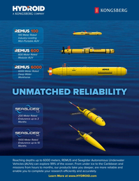 Marine Technology Magazine, page 5,  Jan 2020