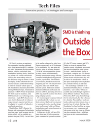 Marine Technology Magazine, page 12,  Mar 2020