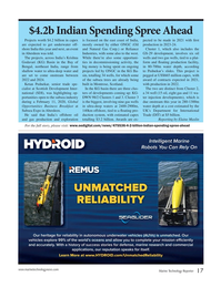 Marine Technology Magazine, page 17,  Mar 2020