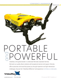 Marine Technology Magazine, page 2nd Cover,  Mar 2020