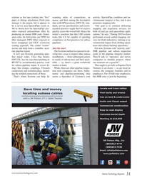 Marine Technology Magazine, page 31,  Mar 2020