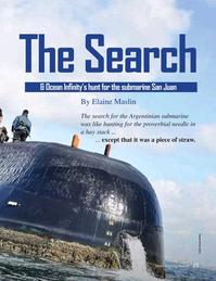 Marine Technology Magazine, page 35,  Mar 2020