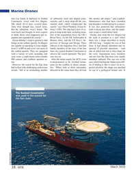 Marine Technology Magazine, page 38,  Mar 2020