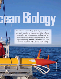 Marine Technology Magazine, page 43,  Mar 2020