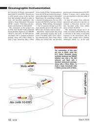 Marine Technology Magazine, page 48,  Mar 2020