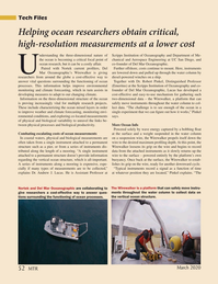 Marine Technology Magazine, page 52,  Mar 2020