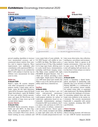 Marine Technology Magazine, page 60,  Mar 2020
