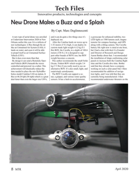 Marine Technology Magazine, page 8,  Apr 2020