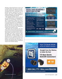 Marine Technology Magazine, page 23,  Apr 2020