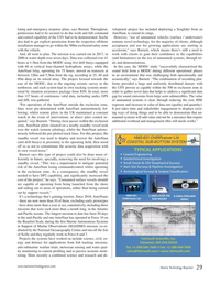 Marine Technology Magazine, page 29,  Apr 2020