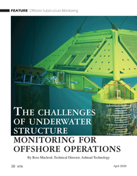 Marine Technology Magazine, page 30,  Apr 2020