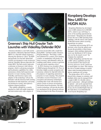 Marine Technology Magazine, page 39,  Apr 2020