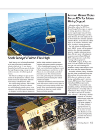 Marine Technology Magazine, page 41,  Apr 2020
