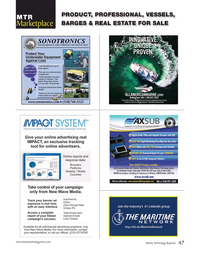 Marine Technology Magazine, page 47,  Apr 2020