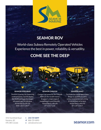 Marine Technology Magazine, page 3,  Apr 2020