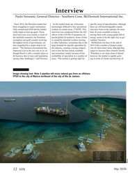 Marine Technology Magazine, page 12,  May 2020