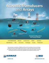 Marine Technology Magazine, page 13,  May 2020