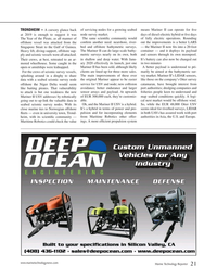Marine Technology Magazine, page 21,  May 2020