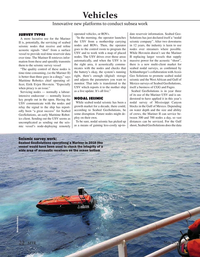 Marine Technology Magazine, page 22,  May 2020