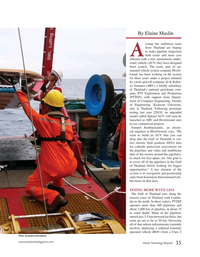 Marine Technology Magazine, page 35,  May 2020