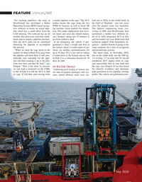Marine Technology Magazine, page 38,  May 2020