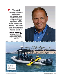 Marine Technology Magazine, page 53,  May 2020