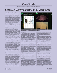 Marine Technology Magazine, page 54,  May 2020