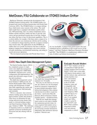 Marine Technology Magazine, page 57,  May 2020