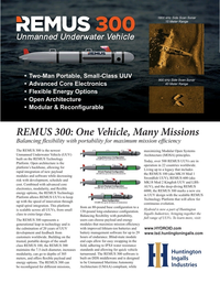 Marine Technology Magazine, page 5,  May 2020