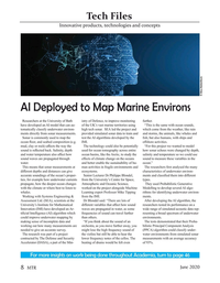 Marine Technology Magazine, page 8,  Jun 2020