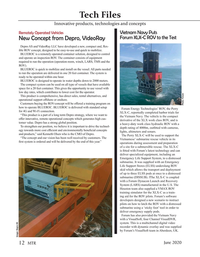 Marine Technology Magazine, page 12,  Jun 2020