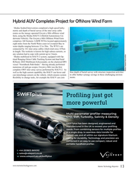 Marine Technology Magazine, page 13,  Jun 2020